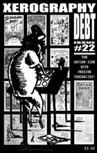 Xerography Debt #22 COVER